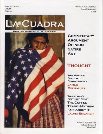 Revista-LaCuadra-2009Marzo-Cover
