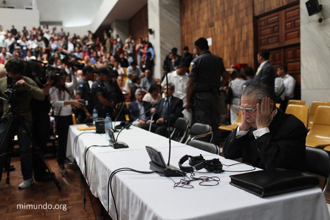 Rios Montt Genocide Trial