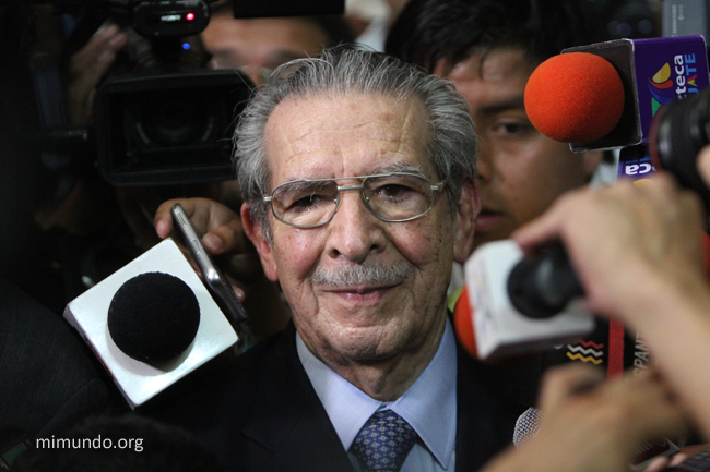 Rios Montt Genocide Trial Day 27