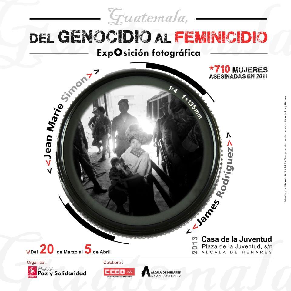 DelGenocidioAlFeminicidioExpo
